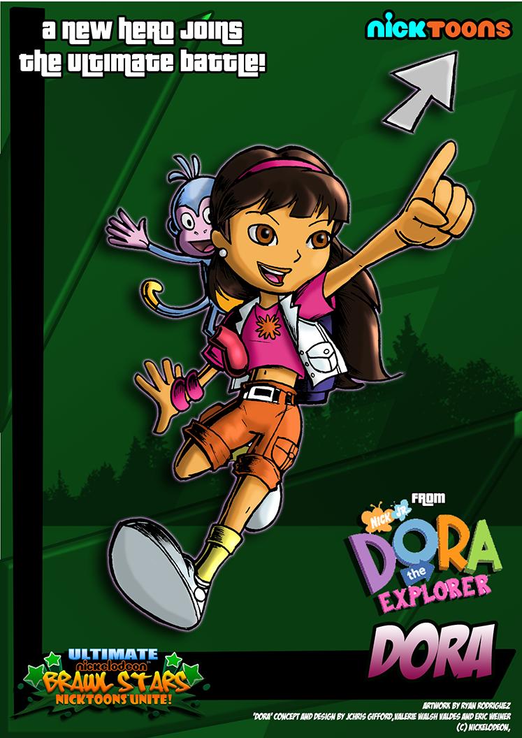 Dora Marquez  Cartoon Crossover Wiki  Fandom Powered By -7145