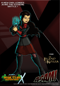 Nicktoons asami sato by neweraoutlaw-d5t3g74