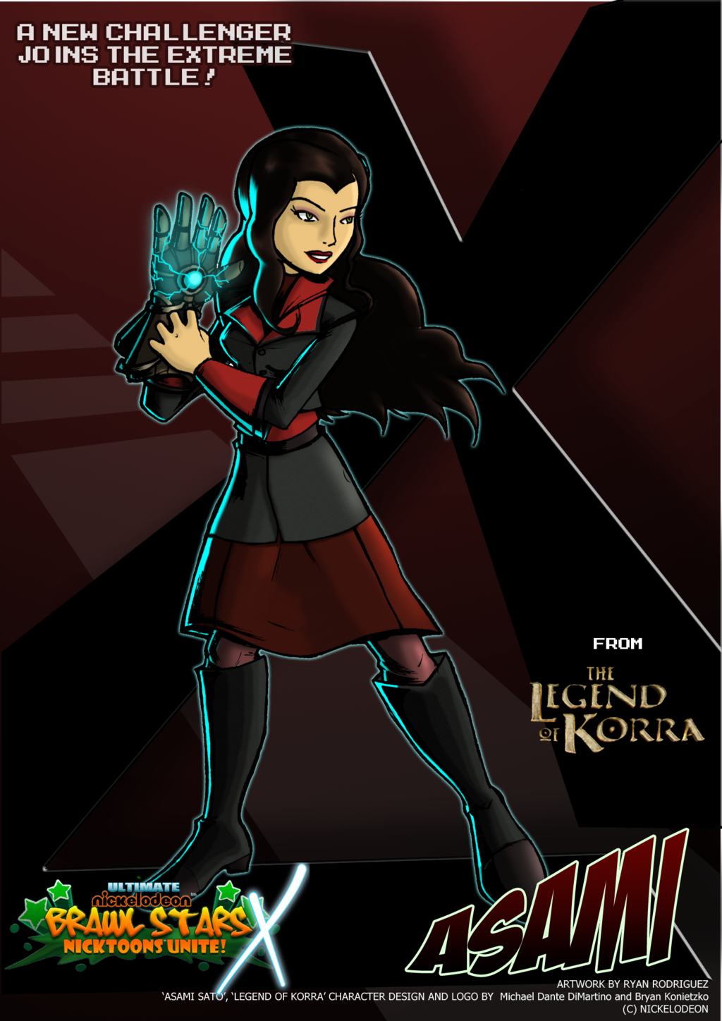 Asami Sato Cartoon Crossover Wiki Fandom Powered By Wikia