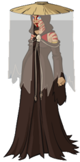 Katara - Painted Lady