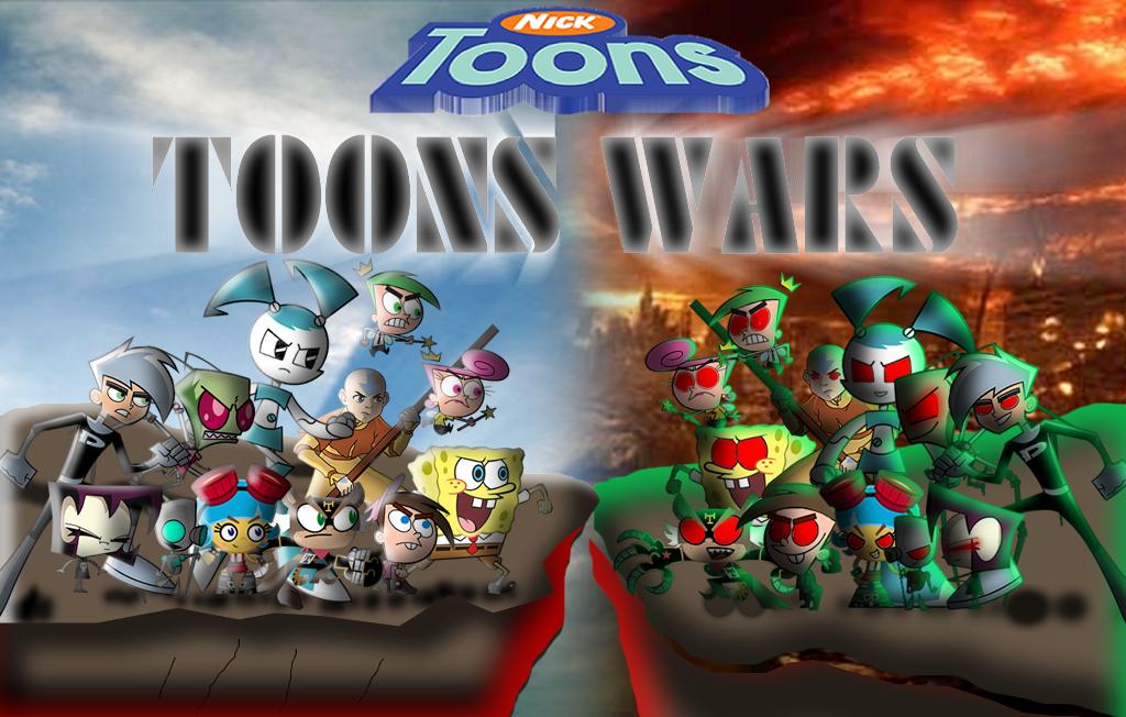 Nicktoons: Toons Wars | Nicktoons Toons Wars Wiki | FANDOM powered by Wikia