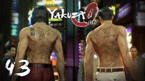 A REAL YAKUZA - Let's Play - Yakuza - 43 - Walkthrough Playthrough