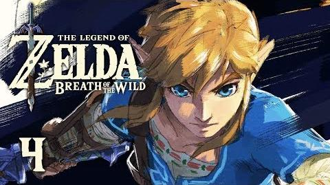 A CHAMPION - Let's Play - The Legend of Zelda Breath of the Wild - 4 - Walkthrough Playthrough