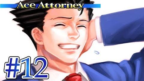 I SNAP AT YOU! - Let's Play - Phoenix Wright Ace Attorney - 12