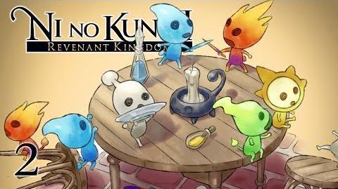 HIGGLEDY PIGGLEDY - Let's Play - Ni no Kuni 2 Revenant Kingdom - 2 - Walkthrough Playthrough