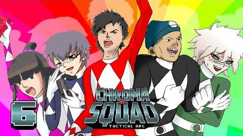 THE THREAT IS REAL! - Let's Play - Chroma Squad - 6 - Walkthrough Playthrough