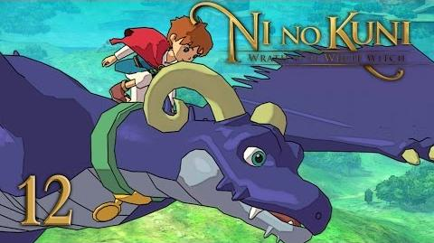 TAKING TO THE SKIES - Let's Play - Ni no Kuni Wrath of the White Witch - 12 - Playthrough