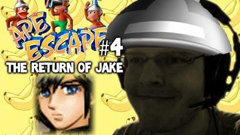 Let's Play - Ape Escape - 4 - THE RETURN OF JAKE