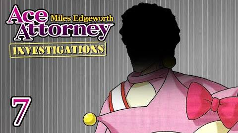 RETURN OF EVIL - Let's Play - Ace Attorney Investigations Miles Edgeworth - 7 - Playthrough