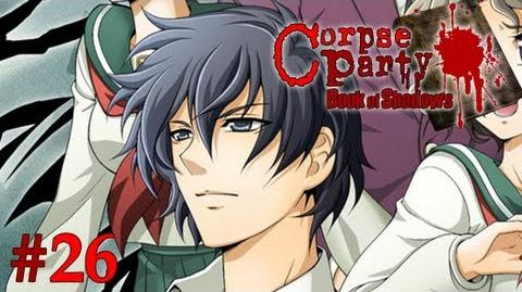 TAKE YOUR SHIRT OFF! - Let's Cry - Corpse Party Book of Shadows - 26