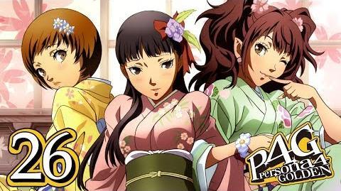 SUMMER FESTIVAL - Let's Play - Persona 4 Golden - 26 - Walkthrough Playthrough