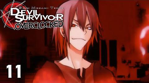 KING OF DEMONS - Let's Play - Devil Survivor Overclocked - 11 - Walkthrough Playthrough