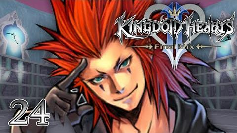 DATA XIII FIGHTS - Let's Play - Kingdom Hearts 2 Final Mix HD - 24 - Walkthrough Playthrough
