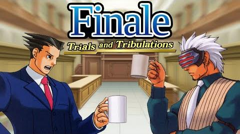 THE END - Let's Play - Phoenix Wright Trials and Tribulations - 26 - Ending - Playthrough