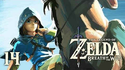 LORD OF THE MOUNTAIN - Let's Play - The Legend of Zelda Breath of the Wild - 14 - Walkthrough