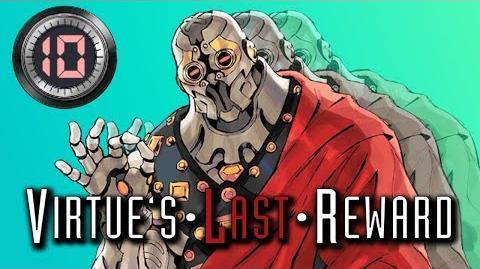 GO GO HORNY SIGMA! - Let's Play - Zero Escape Virtue's Last Reward - 10