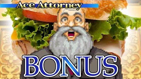 TURNABOUT TURKEY - Let's Play - Phoenix Wright Ace Attorney - Bonus