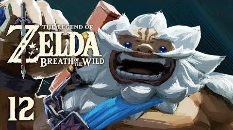 DEATH MOUNTAIN - Let's Play - The Legend of Zelda Breath of the Wild - 12 - Walkthrough Playthrough