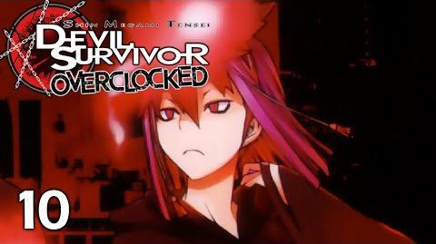 MANKIND'S SIN - Let's Play - Devil Survivor Overclocked - 10 - Walkthrough Playthrough