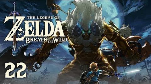 TRIAL OF THE SWORD - Let's Play - The Legend of Zelda Breath of the Wild - 22 - Walkthrough