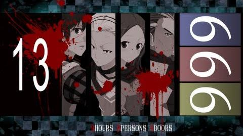 A BLOODY END - Let's Cry - 999 Nine Hours, Nine Persons, Nine Doors - 13
