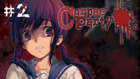 KICKED IN THE NUTS FOREVER - Let's Cry - Corpse Party - 2