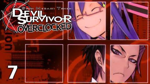 DEVIL'S FUGE - Let's Play - Devil Survivor Overclocked - 7 - Walkthrough Playthrough