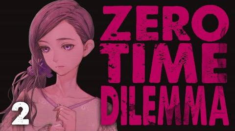 TRUST NO ONE - Let's Play - Zero Escape Zero Time Dilemma - 2 - Walkthrough Playthrough