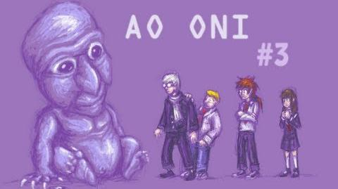 MOST INSANE PUZZLES EVER - Let's Cry - Ao Oni - 3