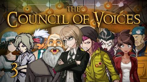 VOICECOMING DANCE? - The Council of Voices - Episode 3
