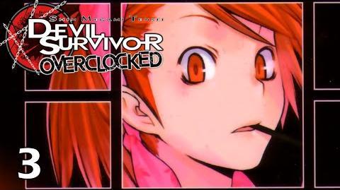 GOD'S ORDEAL - Let's Play - Devil Survivor Overclocked - 3 - Walkthrough Playthrough