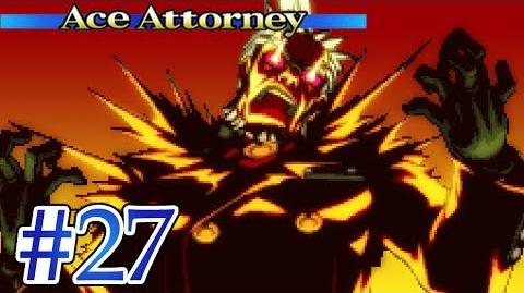 GANT PIERCES THE HEAVENS - Let's Play - Phoenix Wright Ace Attorney - 27