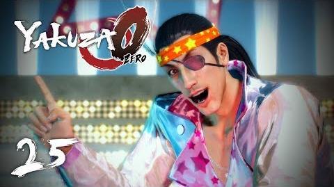 SO FABULOUS - Let's Play - Yakuza - 25 - Walkthrough Playthrough