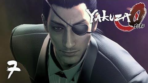 BATTER UP - Let's Play - Yakuza - 7 - Walkthrough Playthrough