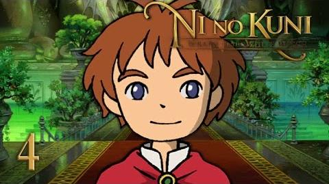 WIZARD APPRENTICE - Let's Play - Ni no Kuni Wrath of the White Witch - 4 - Walkthrough Playthrough