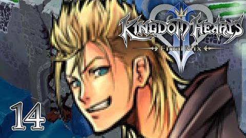 DANCE WATER DANCE - Let's Play - Kingdom Hearts 2 Final Mix HD - 14 - Walkthrough Playthrough