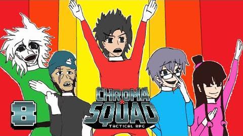 THE CHOICE - Let's Play - Chroma Squad - 8 - Walkthrough Playthrough