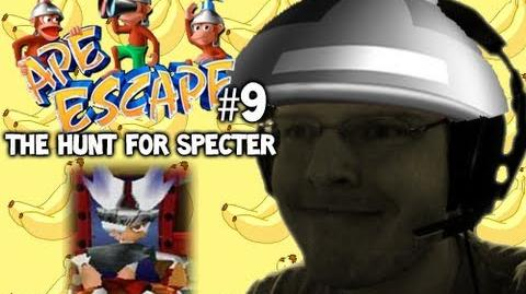 Let's Play - Ape Escape - 9 - THE HUNT FOR SPECTER