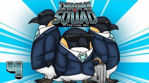 MECHA MERMAID BATTLE - Let's Play - Chroma Squad - 4 - Walkthrough Playthrough