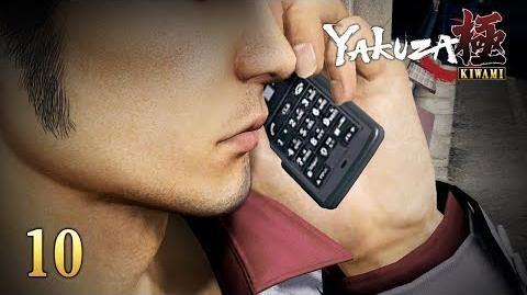 THE HIT JOB - Let's Play - Yakuza Kiwami - 10 - Walkthrough Playthrough