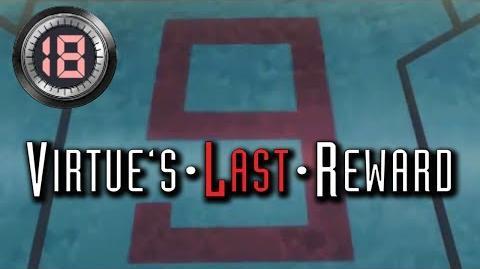 BEYOND THE NINE DOOR - Let's Play - Zero Escape Virtue's Last Reward - 18