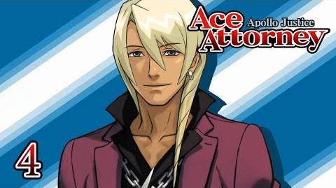 THE ROCK GOD OF LAW - Let's Play - Apollo Justice Ace Attorney - 4 - Walkthrough Playthrough
