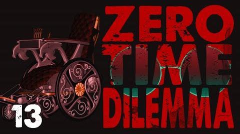 CHAIRBOUND - Let's Play - Zero Escape Zero Time Dilemma - 13 - Walkthrough Playthrough