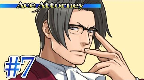 SEXY EDGEY-BOY - Let's Play - Phoenix Wright Ace Attorney - 7