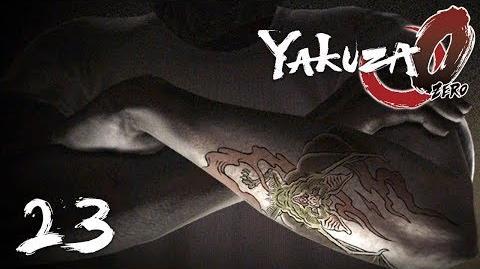 MAN WITH A BAT TATTOO - Let's Play - Yakuza - 23 - Walkthrough Playthrough
