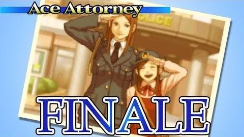 JUSTICE IS SERVED - Let's Play - Phoenix Wright Ace Attorney - 28 - Ending