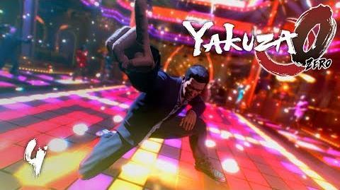 KING OF THE DANCE FLOOR - Let's Play - Yakuza - 4 - Walkthrough Playthrough