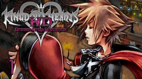 MARK OF MASTERY - Let's Play - Kingdom Hearts HD 2
