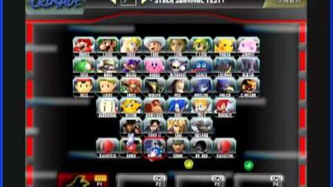 Let's Try - Super Smash Bros