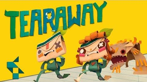 RUN FOR YOUR LIFE!! - Let's Play - Tearaway - 6